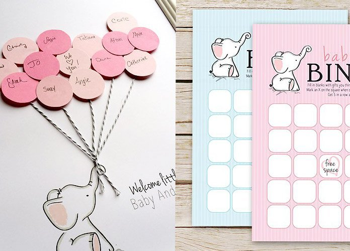 Baby Shower Printables For A Perfect Party