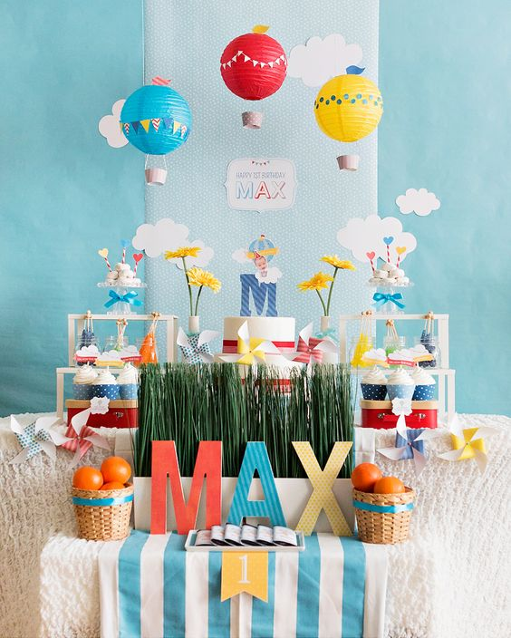 birthday party theme ideas toddlers