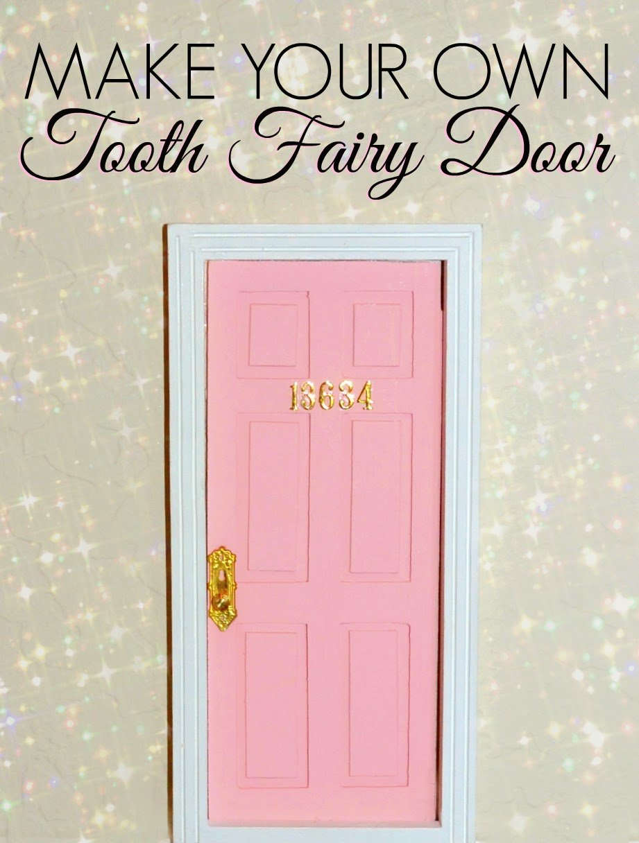 25 genius tooth fairy ideas free printables momooze for Tooth fairy door ideas