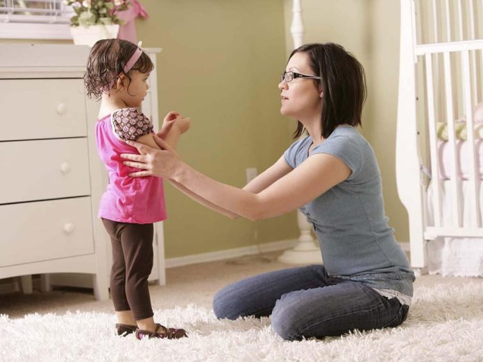 how to discipline toddler