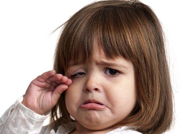 whining kid