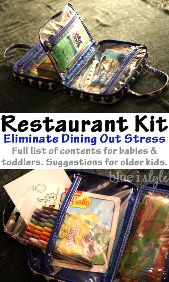 restaurant kits for kids