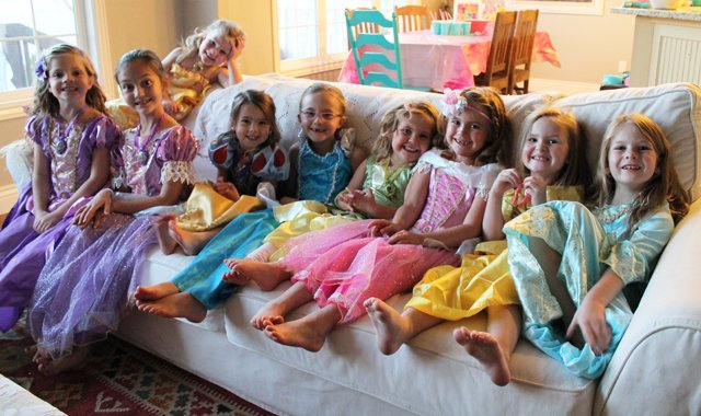 slumber party ideas