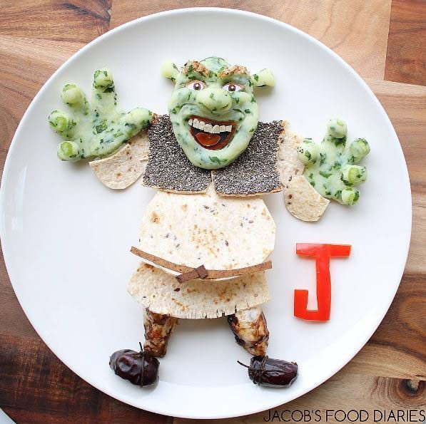 This Mum Creates Amazing Food Art