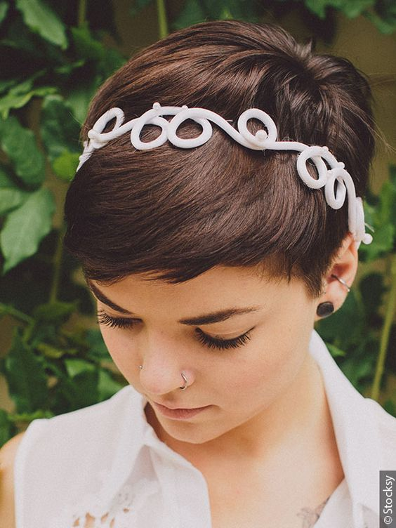 hairstyles to do with short hair