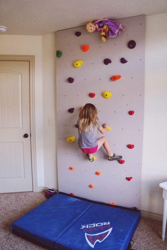 28 coolest playroom decor ideas home gym for kids momooze.com online magazine for moms