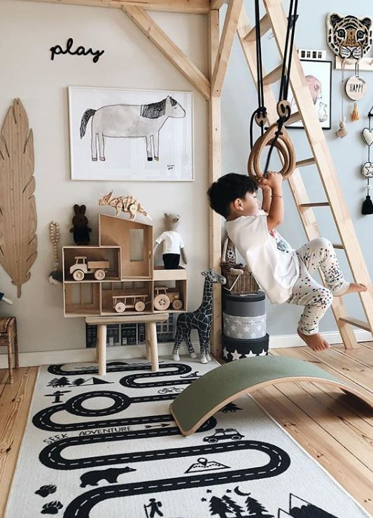 28 coolest playroom decor ideas rustic farmhouse inspired playroom momooze.com online magazine for moms