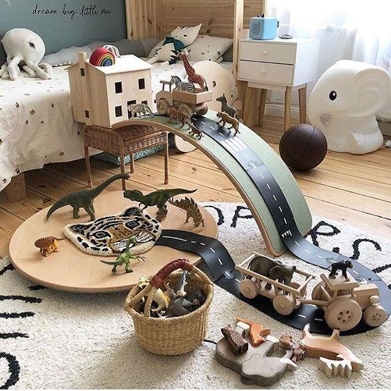 28 coolest playroom decor ideas trucks dinosaurs momooze.com online magazine for moms