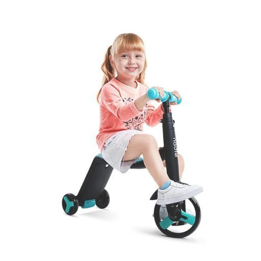 3 in 1 tricycle kick scooter