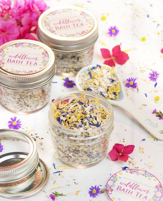 30+ Bath Tea Recipes That Turn Your Bathroom Into Spa