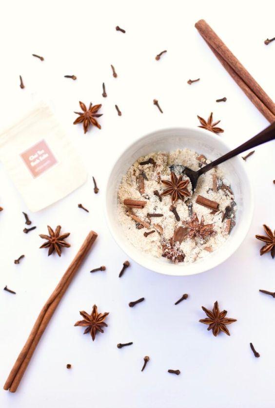 Bath Tea Recipes That Turn Your Bathroom Into Spa