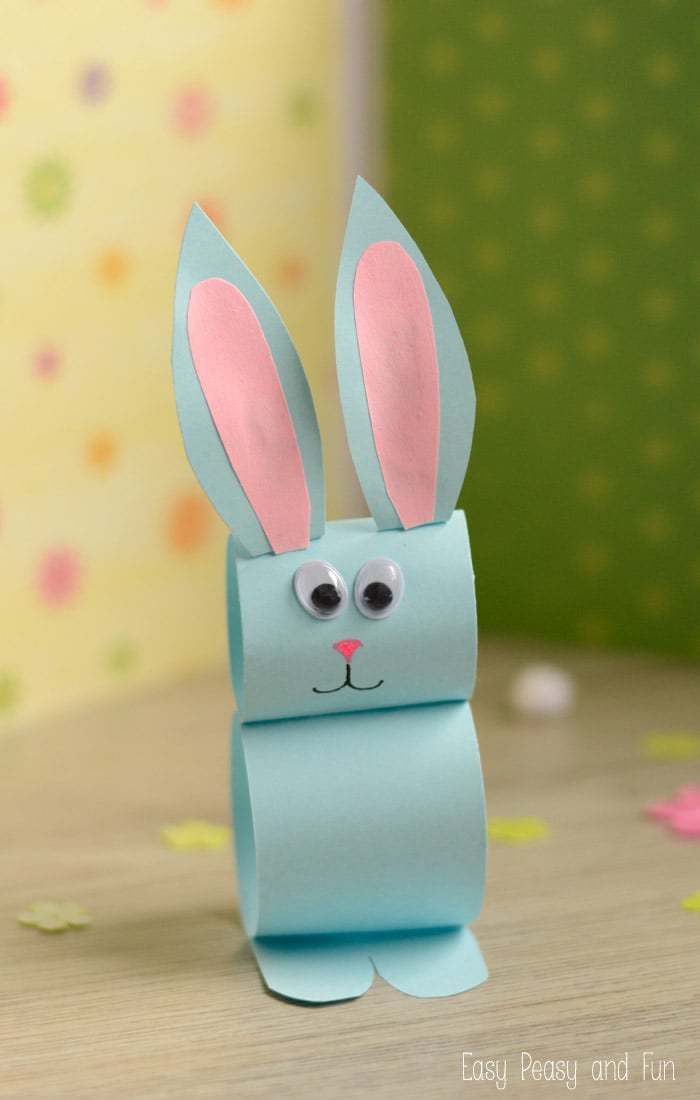 30 Creative Diy Easter Crafts For Kids Of All Ages Momooze