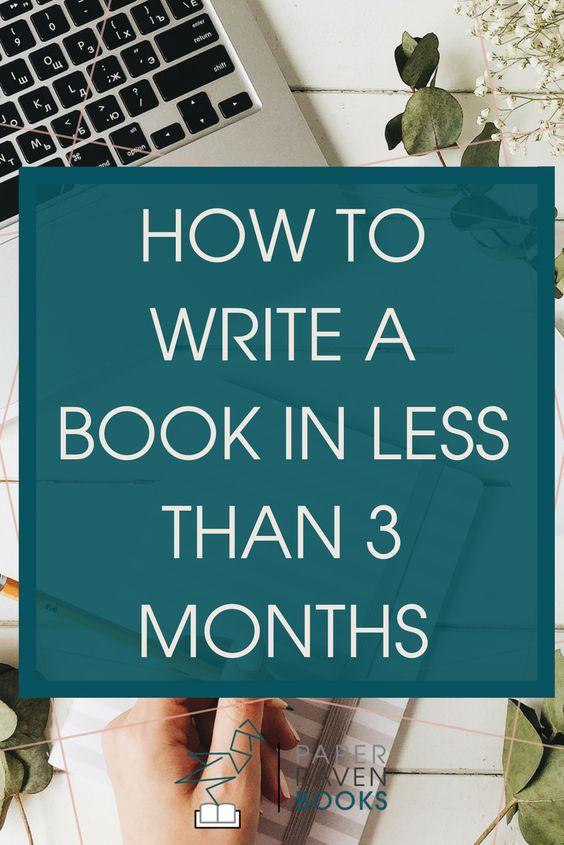 write a book