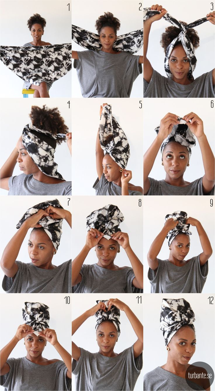12 Ways To Rock A Head Scarf This Summer