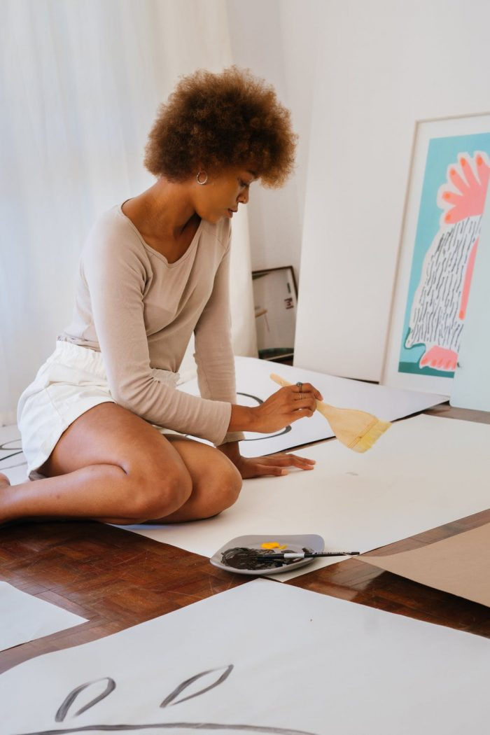 7 Ways You Can Get Creative at Home This Winter