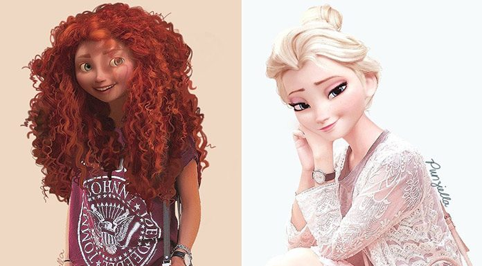9 Disney Characters Who Look Pretty Good if They Lived in Our World