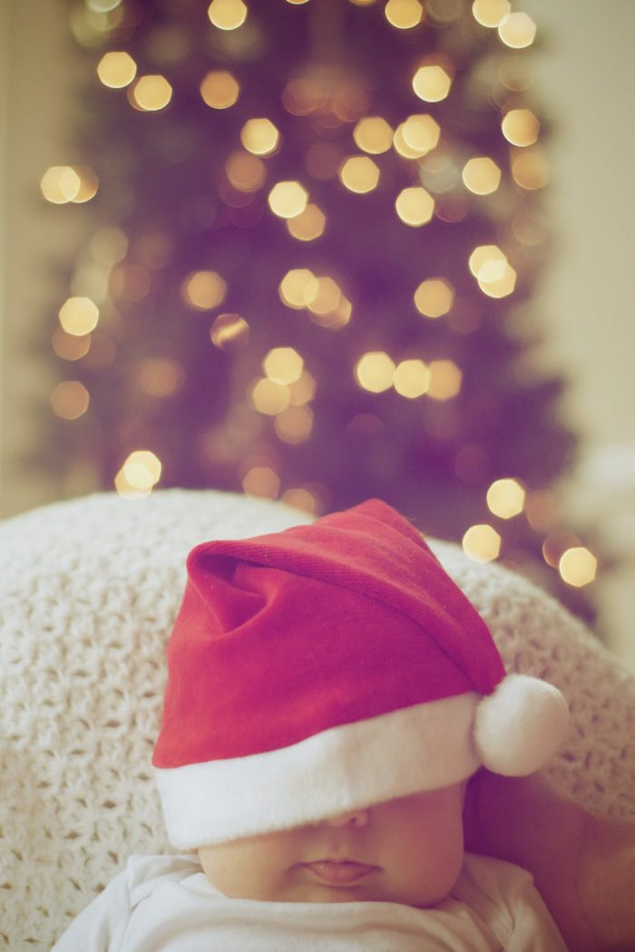 9 Ways to Make Your Baby's First Christmas Extra Special