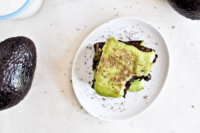 Avocado Perfection Mouth-Watering Avocado Recipes Kale avocado brownies with avocado frosting recipe momooze.com online magazine for moms