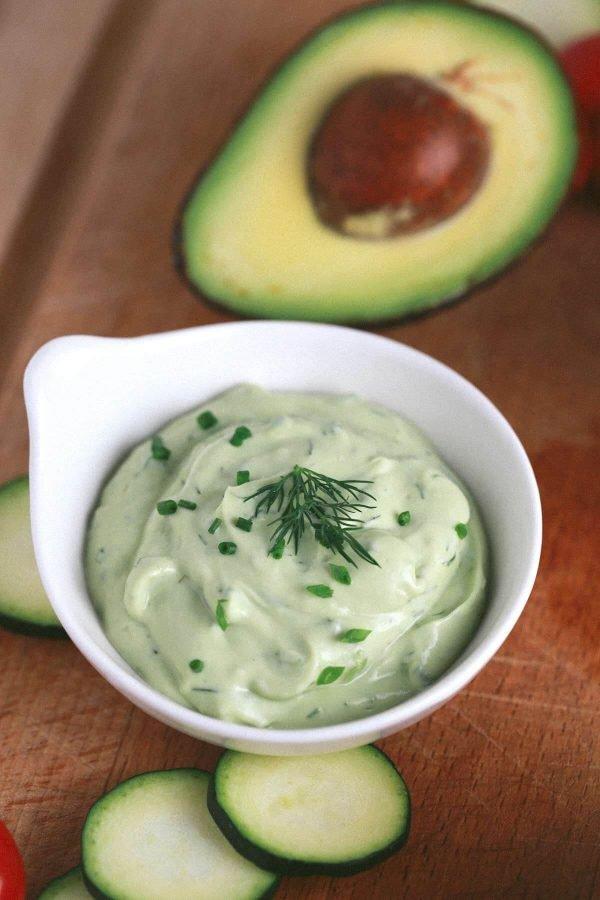 Avocado Perfection Mouth-Watering Avocado Recipes avocado yogurt sauce momooze.com online magazine for moms