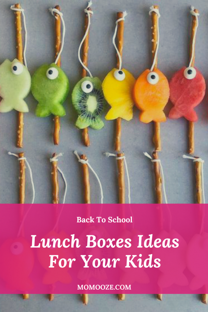back to school lunch box ideas for your kids