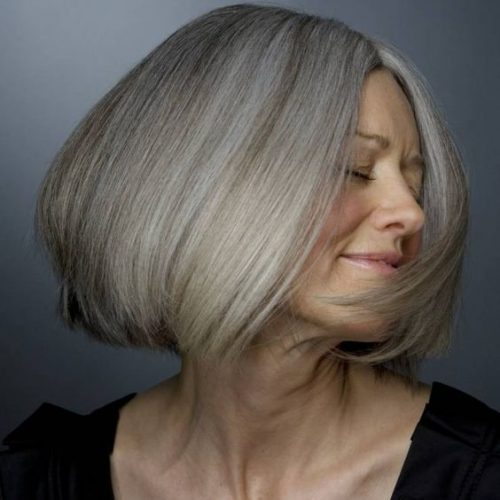 Hairstyles For 50-Year-Old