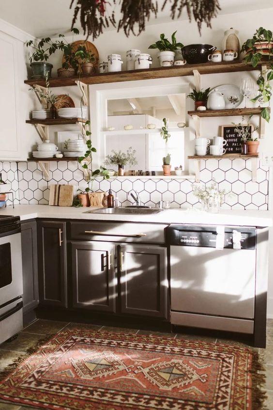 35 Boho Kitchen Decor Ideas Momooze Com