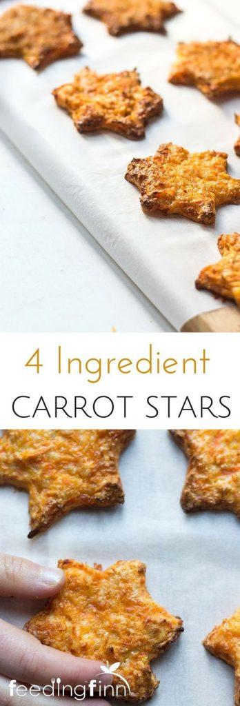 Carrot stars