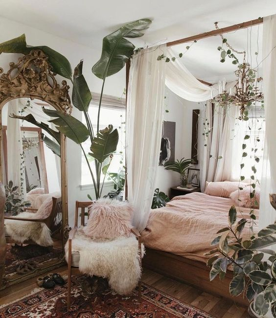 Chic Boho Bedroom Decor Ideas