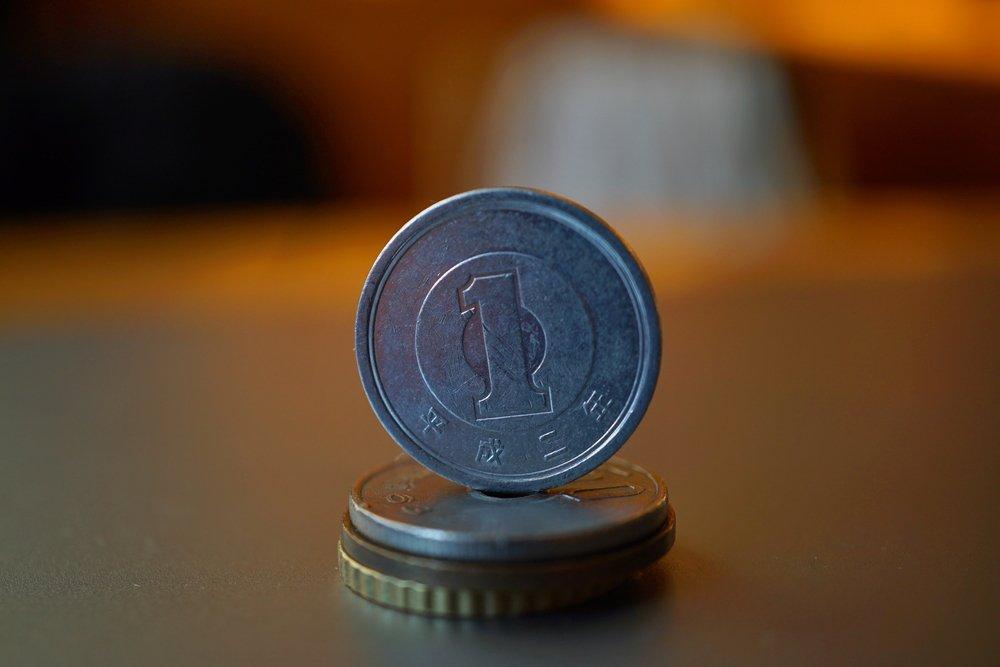 Coins Change Color