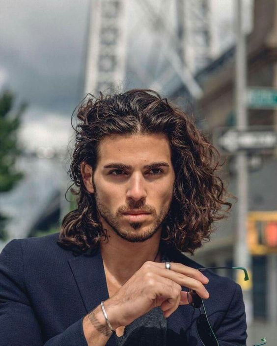 15+ Cool 80s Hairstyles for Guys