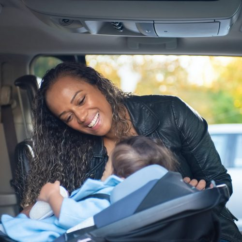 Cot Car Care: A Guide to Baby Safety While Driving