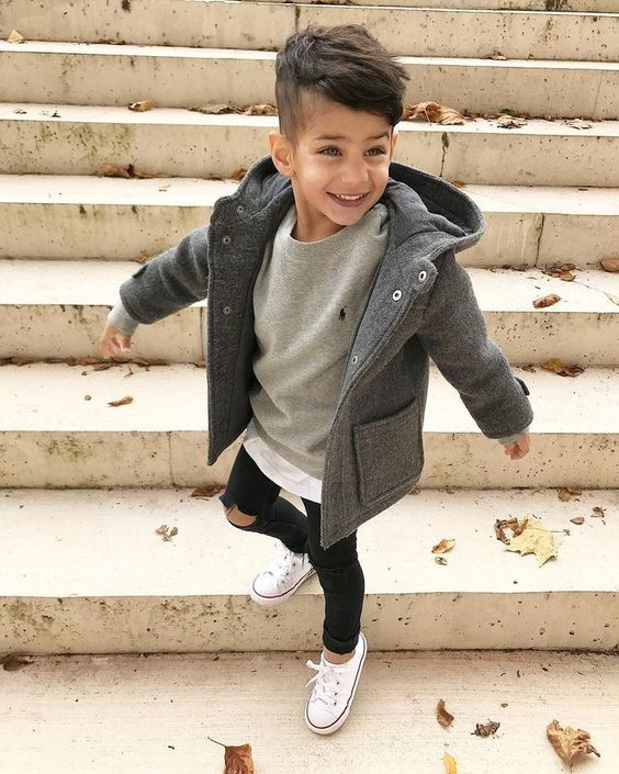 Cutest Winter Fashion for Kids