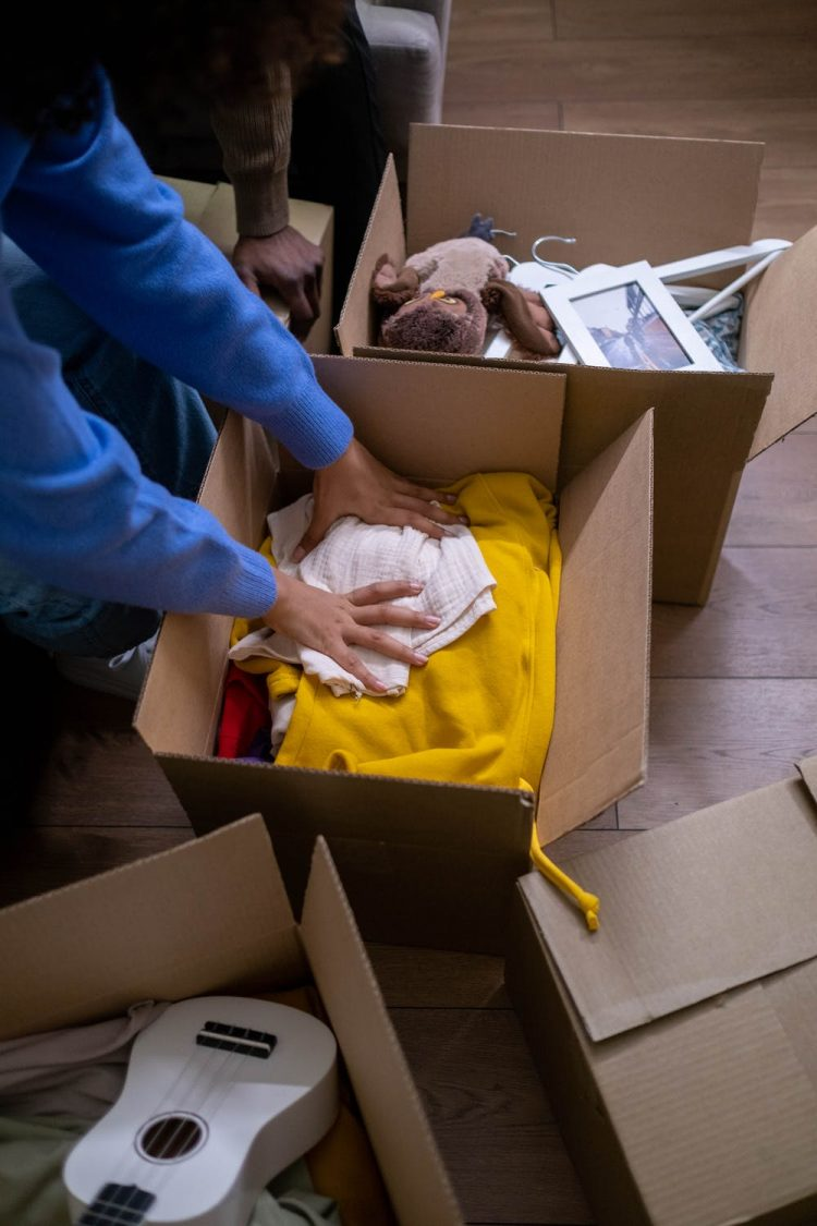 Declutter and Do Good: 3 Reasons to Donate Your Old Items