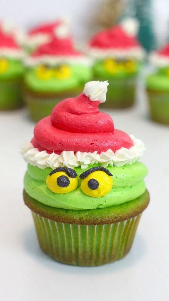 christmas cupcakes ideas