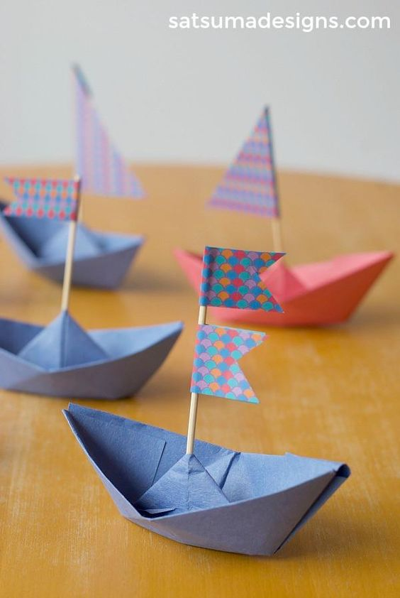 Easiest Origami To Entertain Kids Of All Ages
