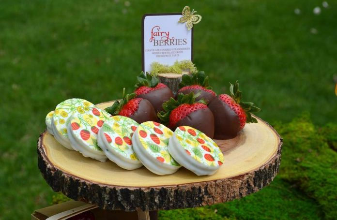 Enchanted Forest Party Theme Ideas for Kids Birthday fairy berries momooze.com online magazine for moms