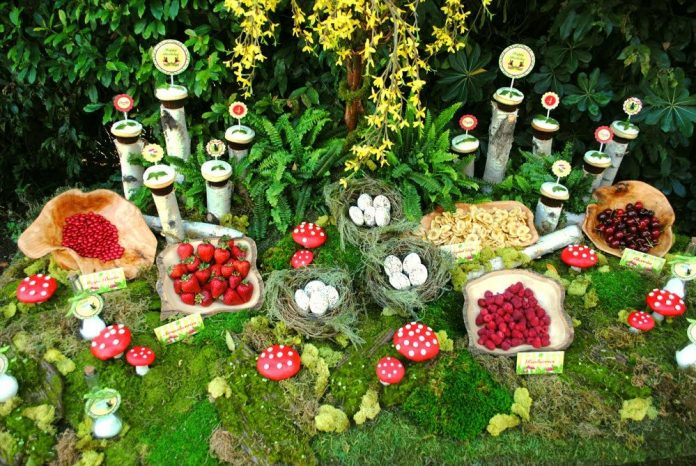 Enchanted Forest Party Theme Ideas for Kids Birthday healthy greens momooze.com online magazine for moms