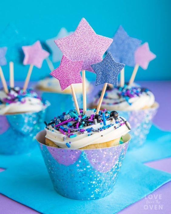 Galaxy Themed Birthday Party Decorations & Ideas