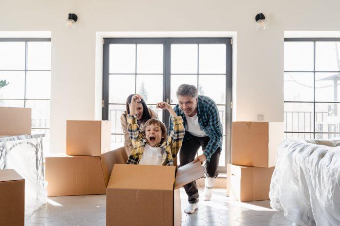 Pripremite svoju djecu za dan preseljenja
