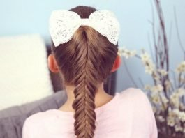 Hairstyles for School Girls