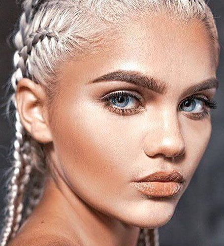 hairstyles to do with box braid