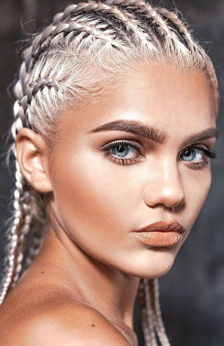 25+ Hairstyles To Do with Box Braid