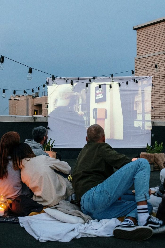 Film Date Night Ideas For Home
