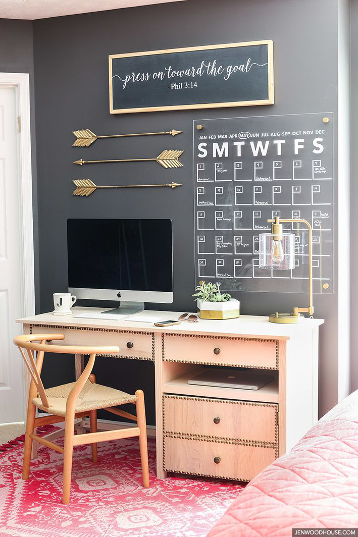 Ideas To Organize Home Office