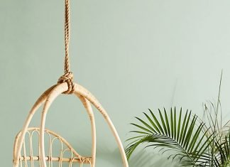 Justina Blakeney Woven Hanging Chair