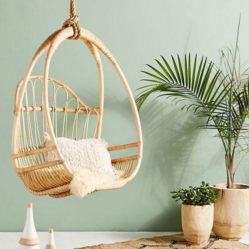 Justina Blakeney Woven Hanging Chair