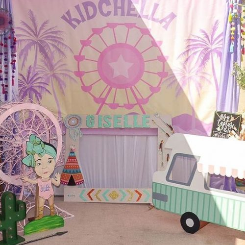 kidchella party
