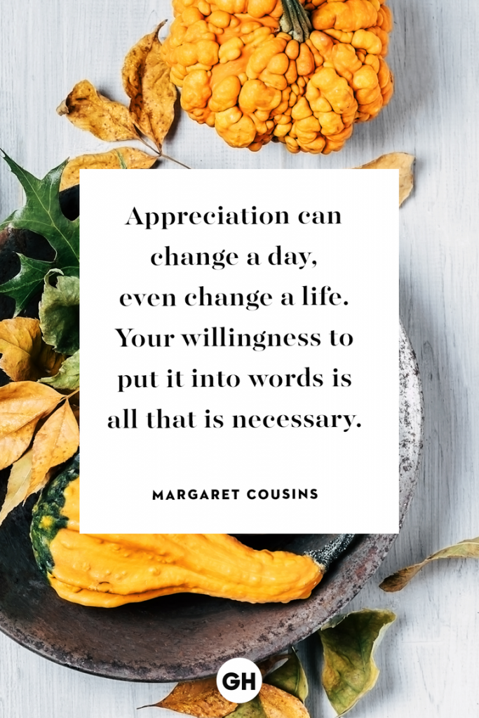 Messages Of Appreciation For The Moments And Things You Are Thankful