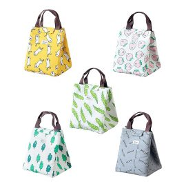 Nordic Style Insulated Lunch Bag