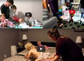 Parents vs Children – Hilarious Videos Detailing the Painful First Years of Parenting